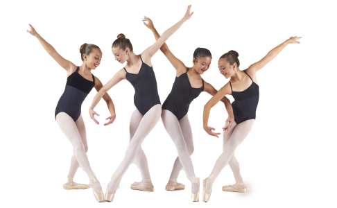 Kezdő balett óvodásoknak